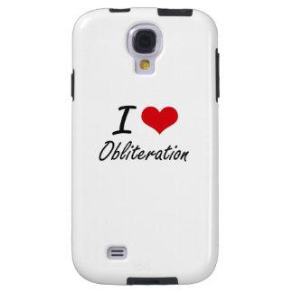 I Love Obliteration Galaxy S4 Case
