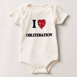 I Love Obliteration Romper