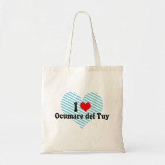 I Love Ocumare del Tuy, Venezuela Tote Bag