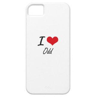 I Love Odd iPhone 5 Covers