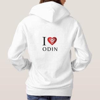 I love Odin Hoodie
