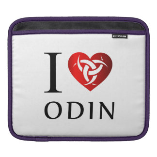 I love Odin iPad Sleeve