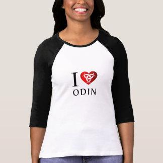 I love Odin T-Shirt