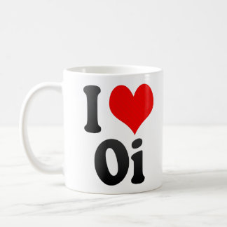 I Love Oi, Japan. Aisuru Oi, Japan Coffee Mug
