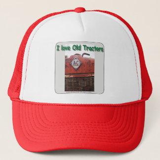 I love old AC tractors Trucker Hat