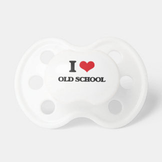 I love Old School BooginHead Pacifier