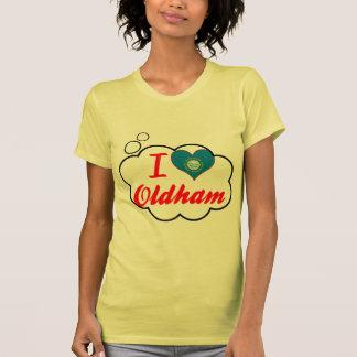 I Love Oldham, South Dakota Shirts