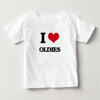 I Love Oldies Tshirt