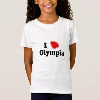 I Love Olympia T-Shirt