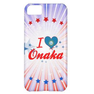 I Love Onaka, South Dakota Cover For iPhone 5C