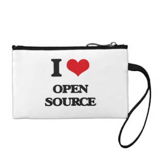 I Love Open Source Coin Wallets