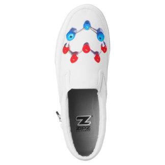 I Love Organic Chemistry Printed Shoes