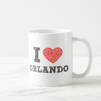 I-Love-Orlando Coffee Mug