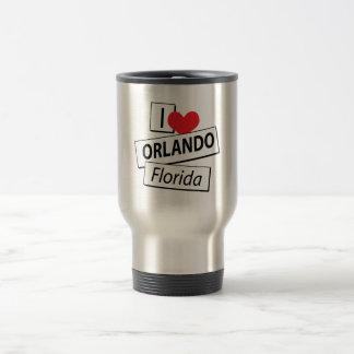 I Love Orlando Florida Mug
