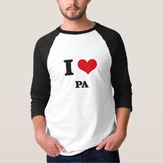 I Love Pa T-Shirt