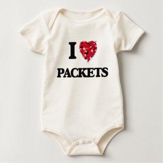 I Love Packets Bodysuit