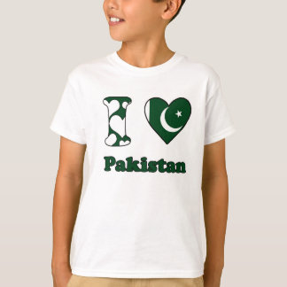 I love Pakistan T-Shirt