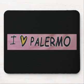 I love Palermo Design Mouse Pad