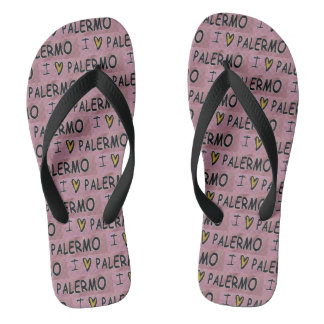 I love Palermo Design Thongs