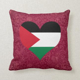 I Love Palestine Cushion
