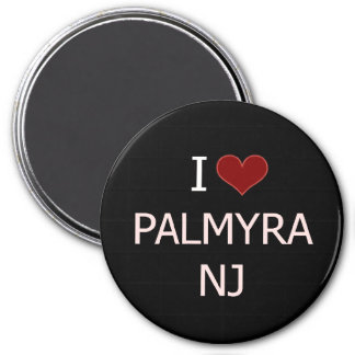 I Love Palmyra, NJ Magnet