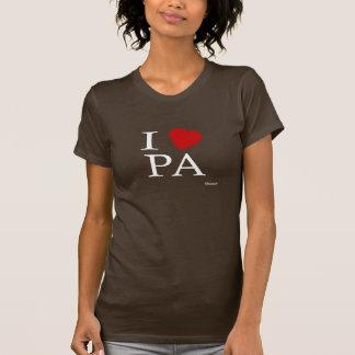 I Love Palo Alto Tshirt