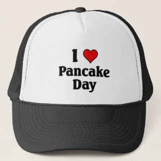 I love pancake day trucker hat