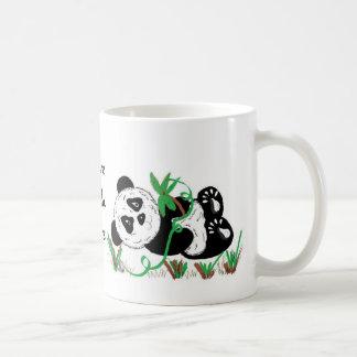 I Love Panda Bears Coffee Mug