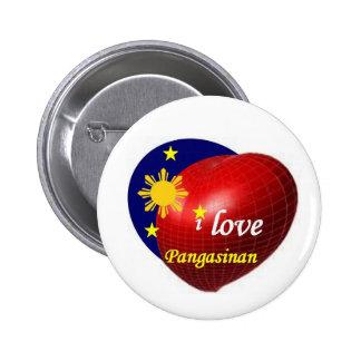 I love Pangasinan Buttons