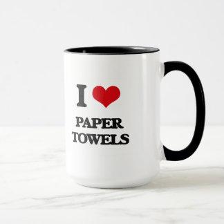 I Love Paper Towels