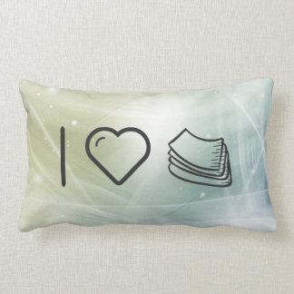I Love Paper Towels Cushion