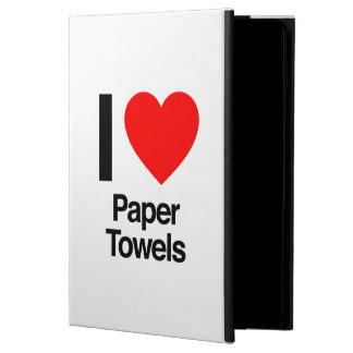 i love paper towels iPad air cover