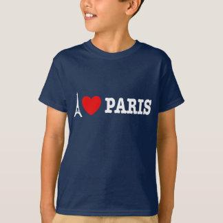 I Love Paris T-Shirt