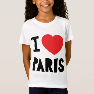 I love Paris T-Shirt