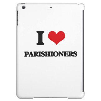 I Love Parishioners Cover For iPad Air