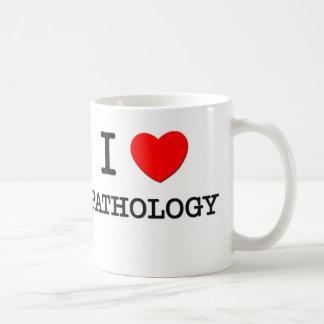 I Love Pathology Coffee Mug