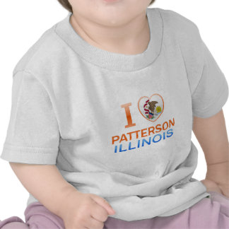 I Love Patterson, IL Shirt