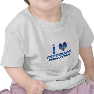 I love Patterson, New York Tee Shirt