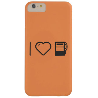 I Love Payphone Booths Barely There iPhone 6 Plus Case