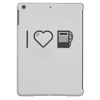 I Love Payphone Booths Case For iPad Air