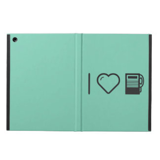 I Love Payphone Booths iPad Air Case