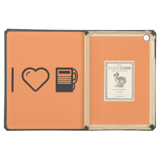 I Love Payphone Booths iPad Air Cases