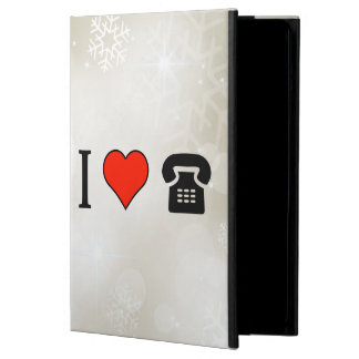 I Love Payphone Call Cover For iPad Air