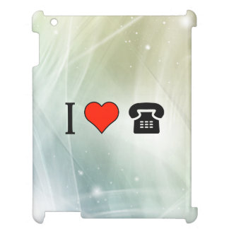 I Love Payphone Call Cover For The iPad 2 3 4