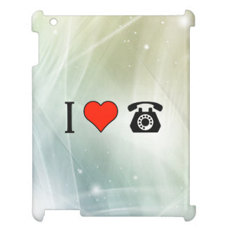 I Love Payphones Case For The iPad 2 3 4