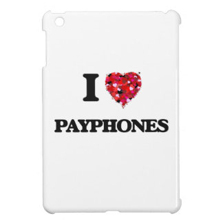 I love Payphones Cover For The iPad Mini