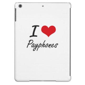 I love Payphones iPad Air Cases