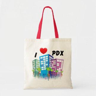 I LOVE PDX Tote Bag