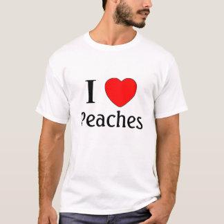 I love peaches! T-Shirt