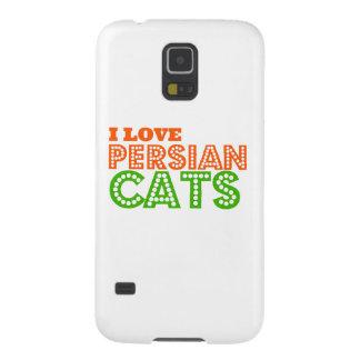 I Love Persian Cats Galaxy Nexus Covers